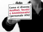 Come si diventa Ausiliari, Tecnici e Amministrativi (ATA) nella scuola